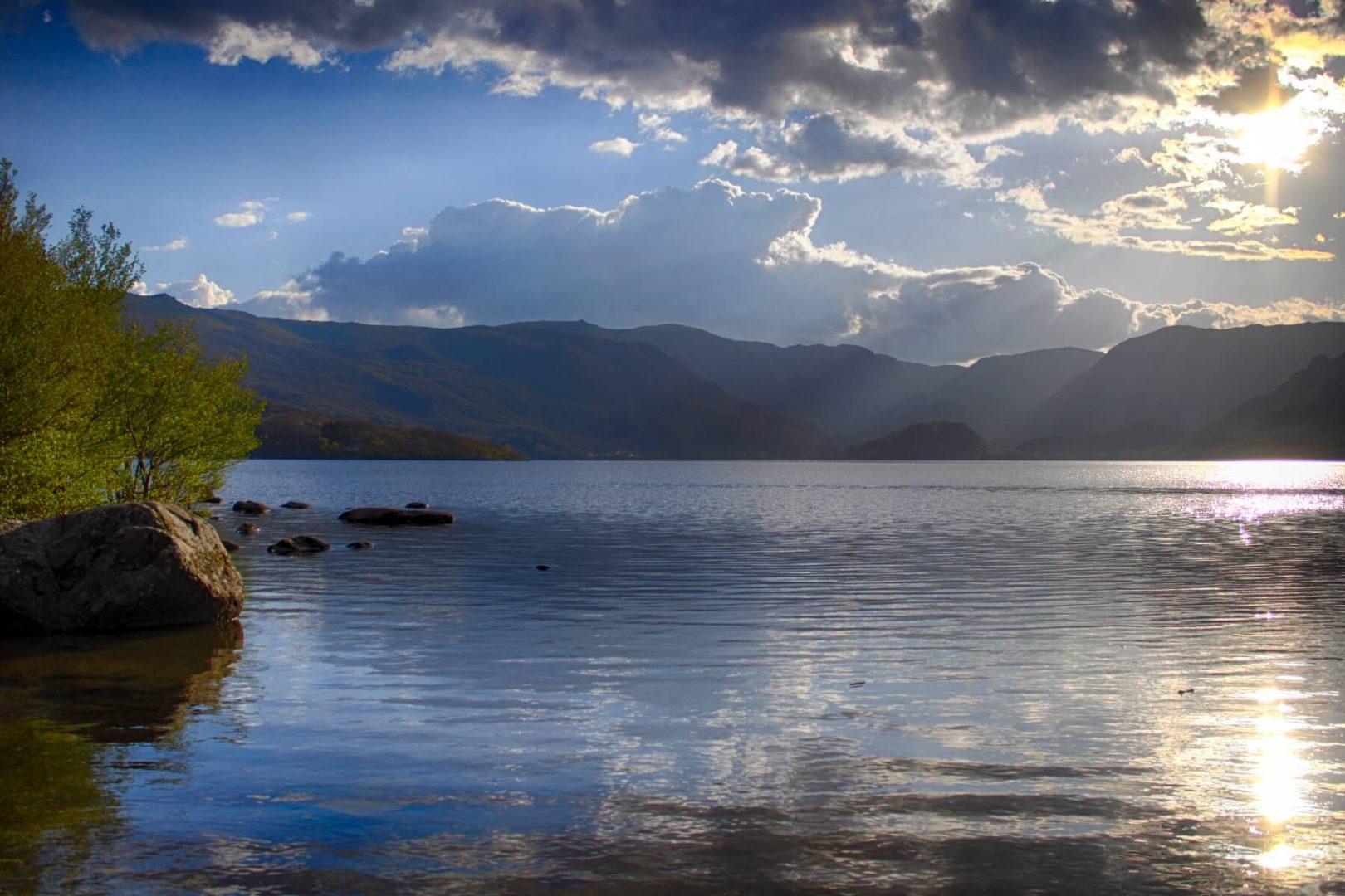Lago de Sanabria, en Zamora