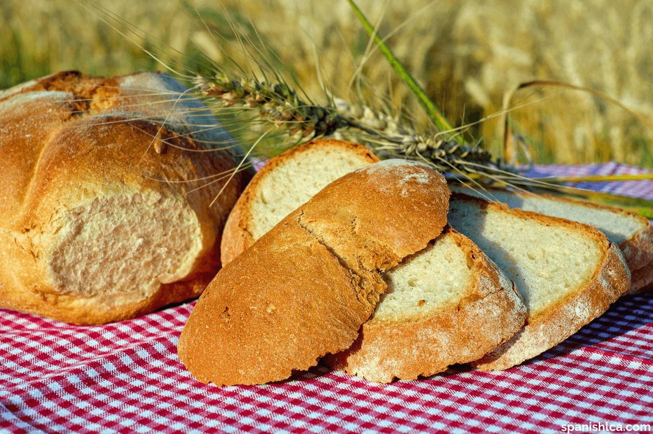 Pan de España
