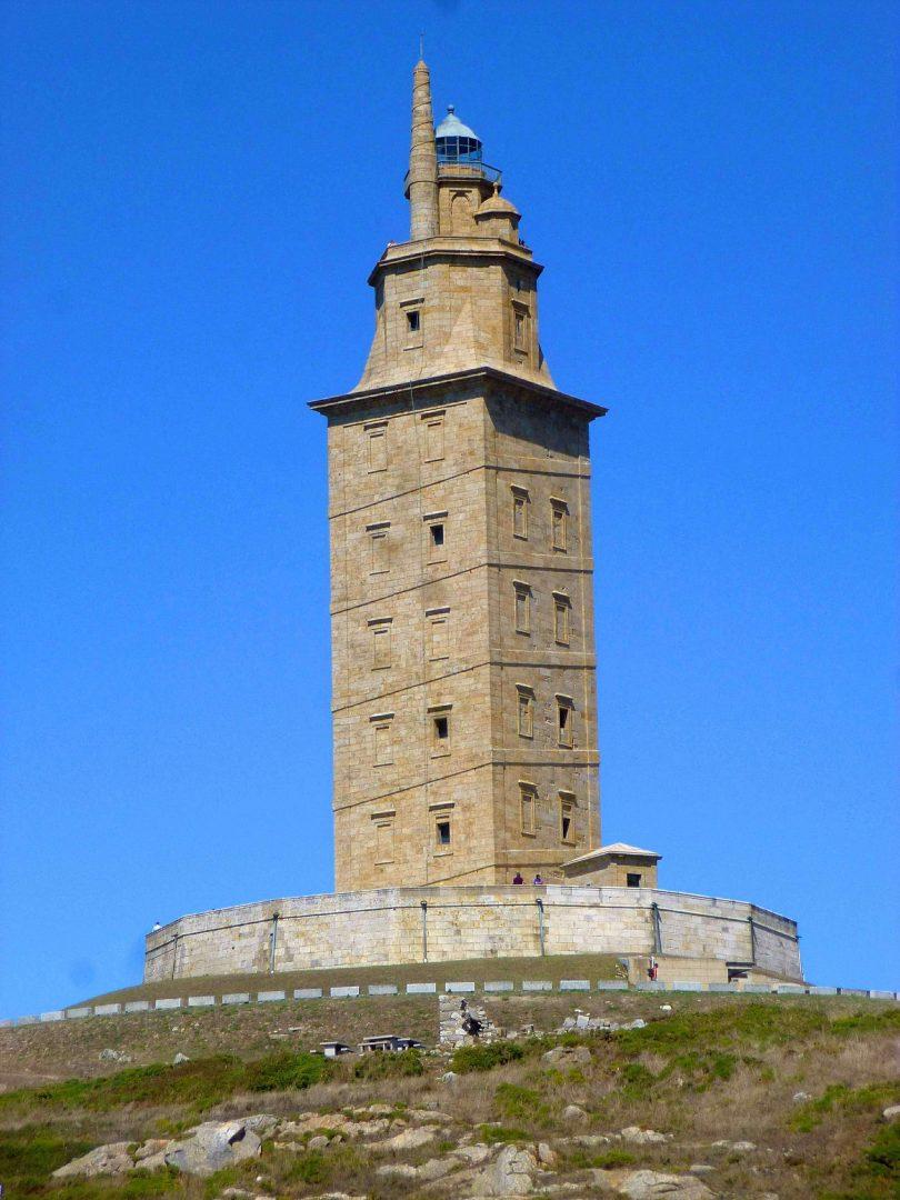 Torre de Hercules A Coruña Galicia Spain España