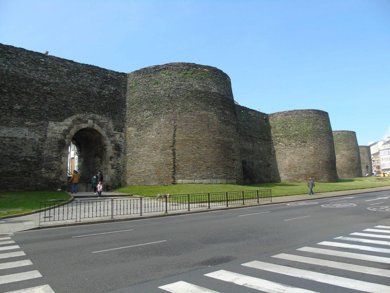 Muralla de Lugo Galicia España Spain