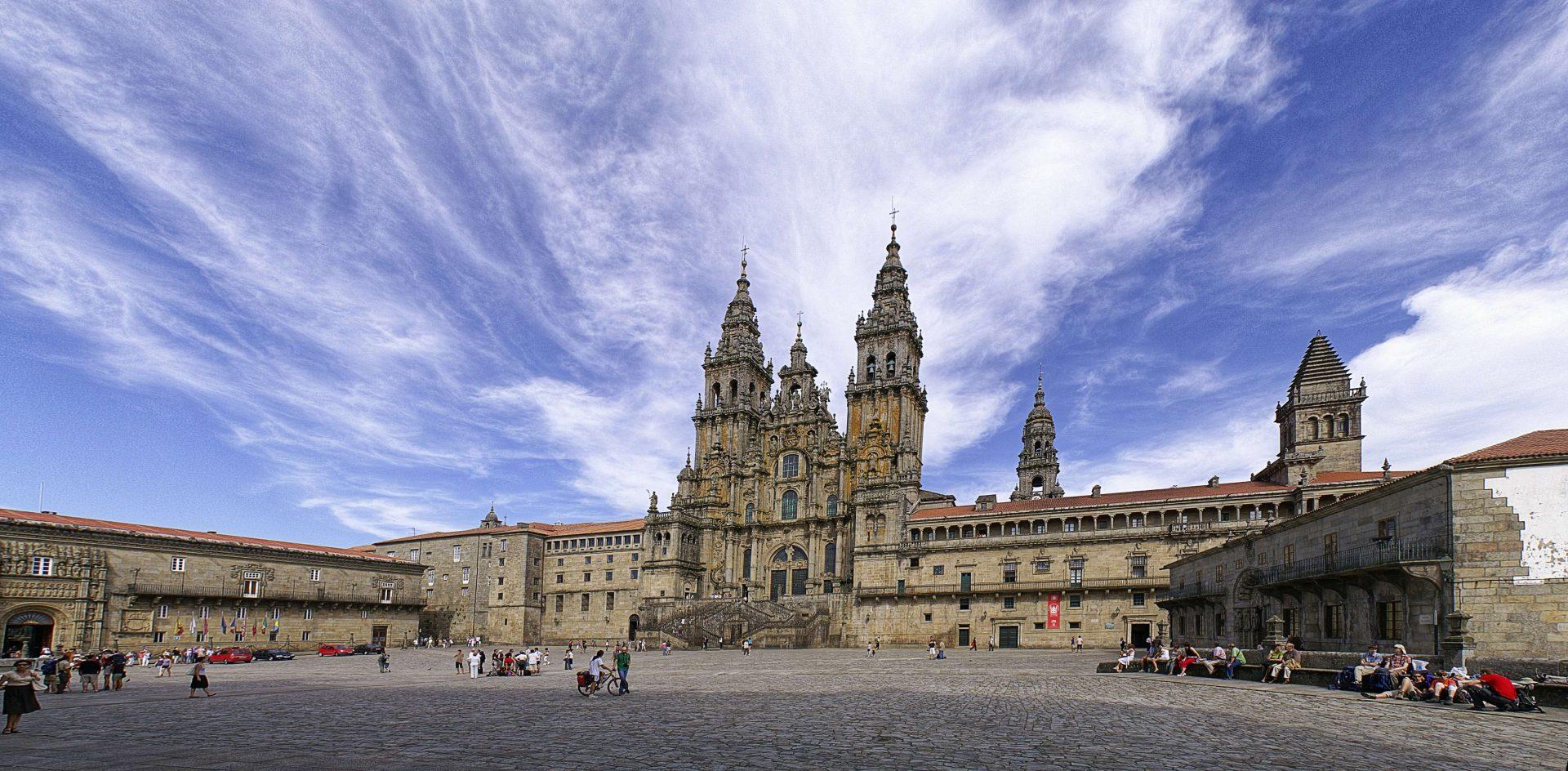 Santiago de Compostela Camino de Santiago