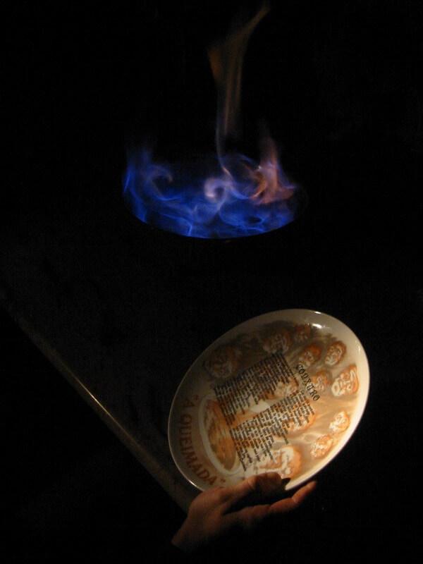 queimada Galicia gastronomia