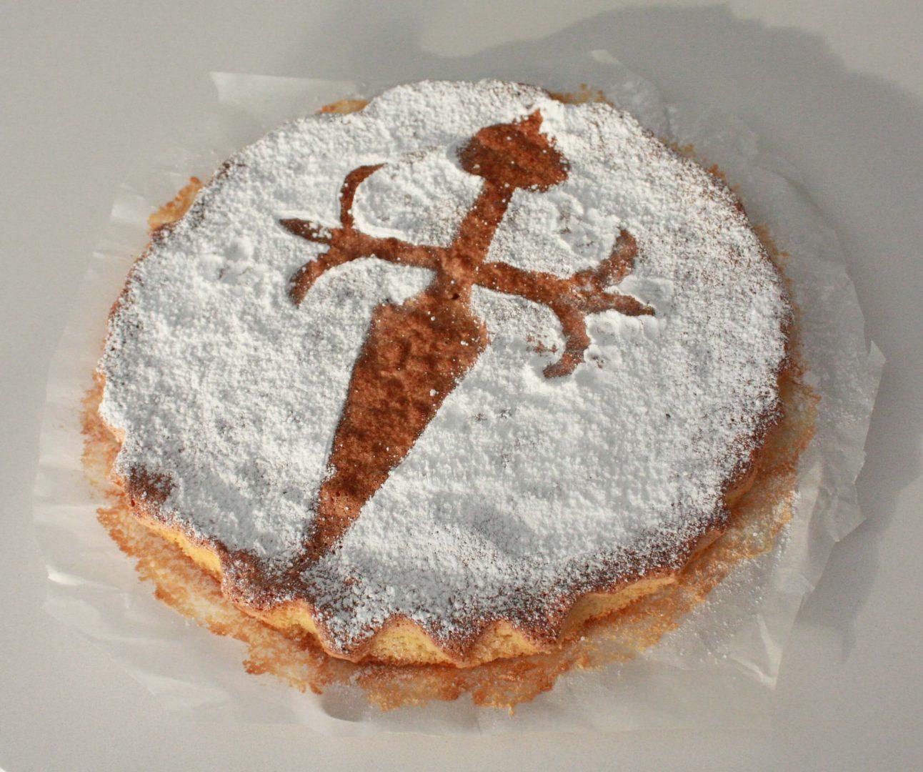 tarta de Santiago Galicia gastronomia