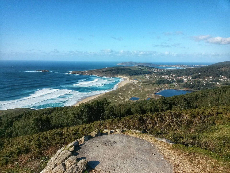 Mar y montaña. Galicia. España. Spain.