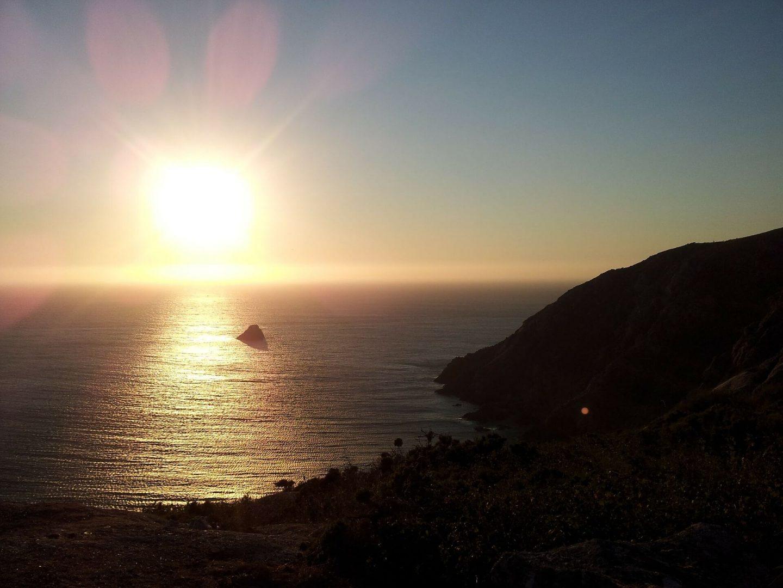 Cabo Fisterra Finisterre Galicia Spain España