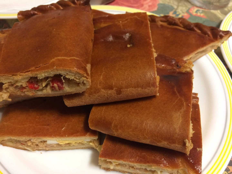 empanada gallega Galicia gastronomia